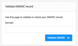 DMARC Record Check - DMARC Analyzer