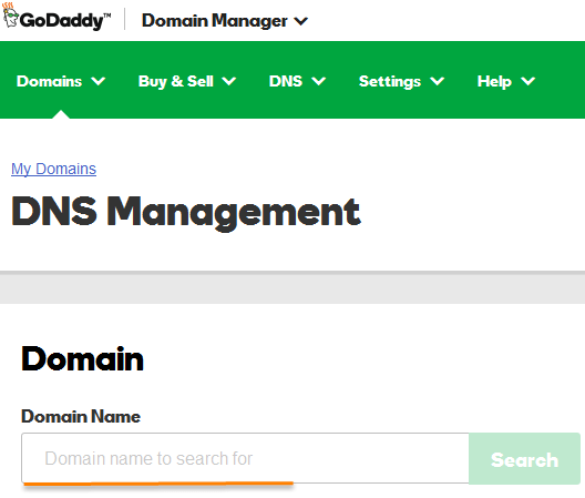 GoDaddy DMARC record setup guide - DMARC Analyzer